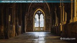 Cathedral Architecture: History & Parts