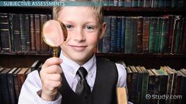 Assessing Gifted & Talented Students
