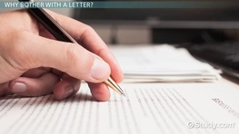 How to Write a Friendly Letter: Format, Parts & Example