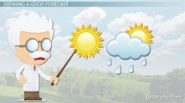 Weather Forecast Assessment & Verification