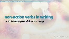 What Are Action Words? - Definition & Examples