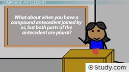 Compound Antecedents: Definition & Examples