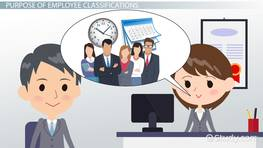 Types of Employee Classification