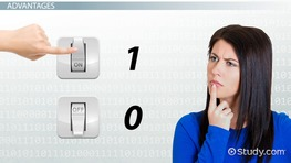 Binary Number System: Application & Advantages