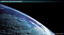 Geosphere: Definition & Facts