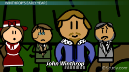 Governor John Winthrop: Biography, History & Significance