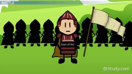 Joan of Arc Lesson for Kids: Facts & Biography