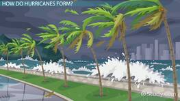 Hurricanes Lesson for Kids
