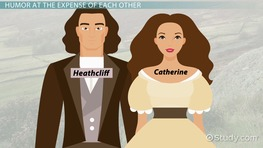 Humor in Wuthering Heights