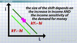 LM Curve in Macroeconomics: Definition & Equation - Video
