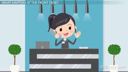 Hotel Front Desk: Operations & Responsibilities