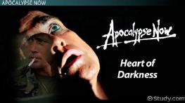 Heart of Darkness & Apocalypse Now: Comparison
