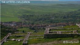 The Hittites: Civilization, History & Definition