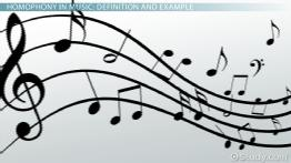 Homophony in Music: Definition & Example
