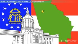 How Georgia Citizens Can Participate in Government