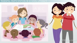 How Parents Participate in School Literacy Programs