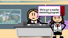 How Teacher Mentoring Can Improve Student Learning