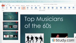 How to Add Transitions Between PowerPoint Slides
