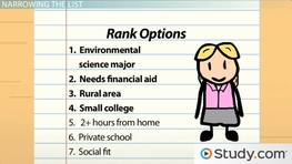 How to Evaluate Your College Options