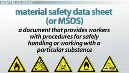 Material Safety Data Sheet (MSDS): Definition & Purpose