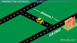 How to Find the Distance Between Parallel Lines