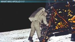 Apollo 11 Facts: Lesson for Kids