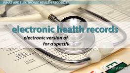 Benefits & Disadvantages of Electronic Health Records