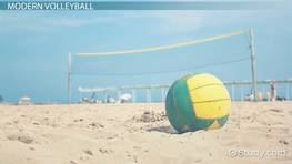 The History & Evolution of Volleyball
