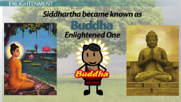 Buddha: Life & Moral Teachings