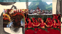 Expansion of Melanesian, Polynesian & Micronesian Cultures