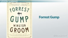 Forrest Gump: Book Summary, Historical References & Analysis