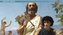 Impact of Ancient Greek Literature on Modern Literature & Language