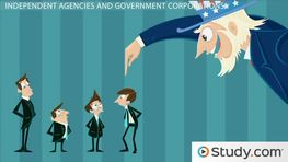 Independent Agencies & Government Corporations
