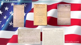 Influential Documents for the U.S. Constitution