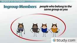 Ingroup vs. Outgroup: Definition and Explanation