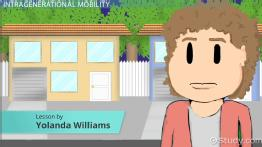 Intragenerational Mobility: Definition & Overview