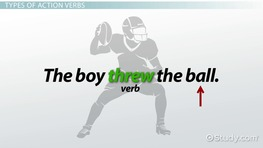 Intransitive Verb: Definition & Examples