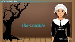 The Crucible: Act 1 Quotes