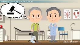 What Is Medical Malpractice? - Definition & Examples