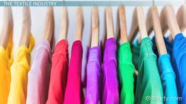 Chemicals & Dyes Used in the Textile Industry