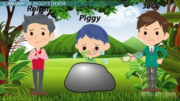 Lord of the Flies: Piggy's Death