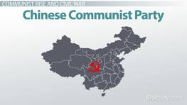 The Rise of Communism in China