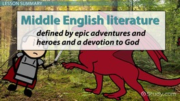 Middle English: Definition & Literature