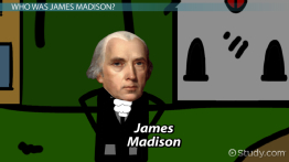James Madison's Presidency: the War of 1812 & the Monroe Doctrine