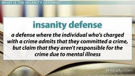 The Insanity Defense: Definition, Famous Cases, Pros & Cons
