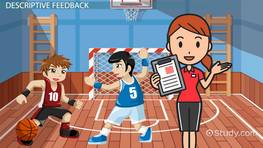 Using Feedback to Enhance P.E. Student Skill Development