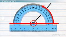 How to Measure Angles with a Protractor