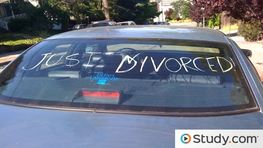 Cultural Differences in Divorce Rate and Reason