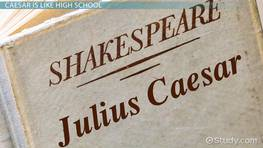 Friendship in Julius Caesar