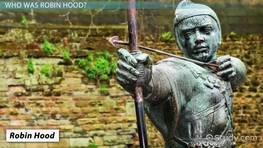 Robin Hood Facts: Lesson for Kids